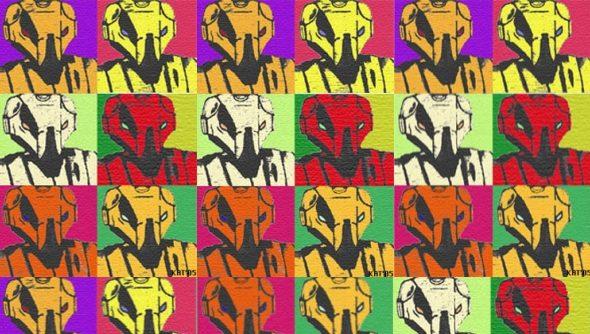 Pop_Art_HK_47_by_Karacat
