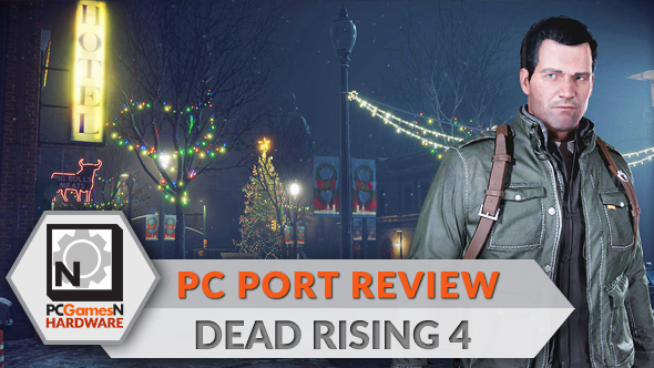Dead Rising 4 PC port review - benchmarks, performance analysis + how to get 60fps using recommended specs