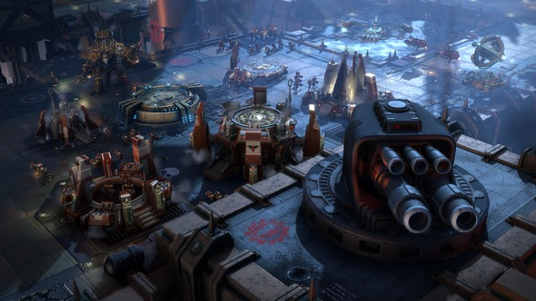 Relic plan to launch Dawn of War 3 with a Steam Workshop enabled map editor