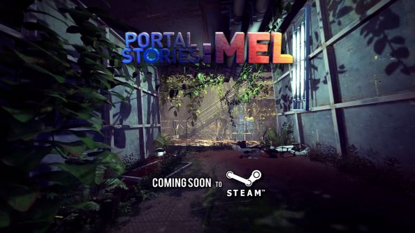 Portal Stories: Mel is a free Portal 2 mod with a lot of promise