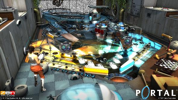 Portal Pinball