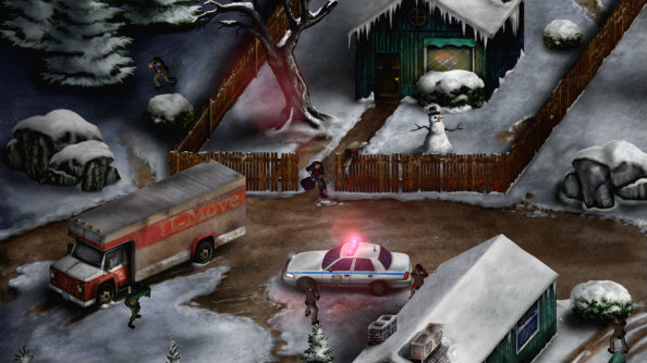 Postal Redux, a remake of the top-down angst sim, is heading to PC in spring
