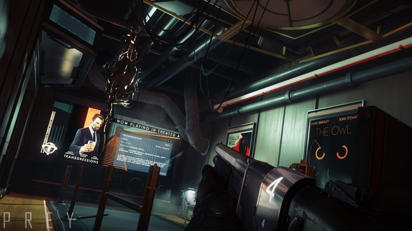 Prey PC gameplay preview