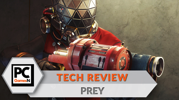 Prey PC graphics, performance and 4K analysis - the PCGamesN tech review