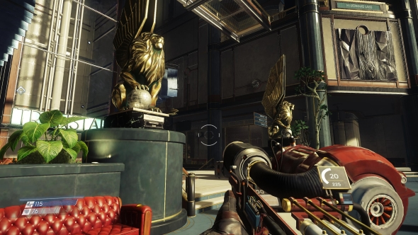 Prey PC graphics low