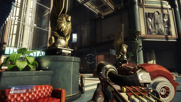 Prey PC graphics very high