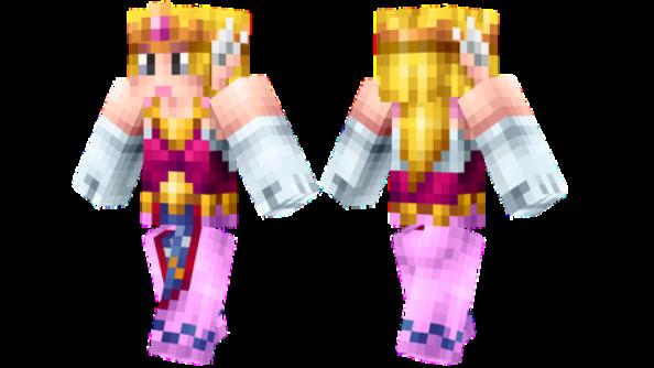 best minecraft skins Zelda