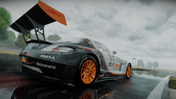 Project CARS 12K support