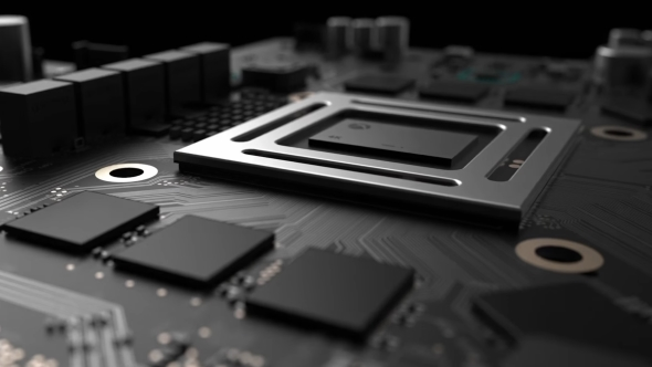 Scorpio GPU