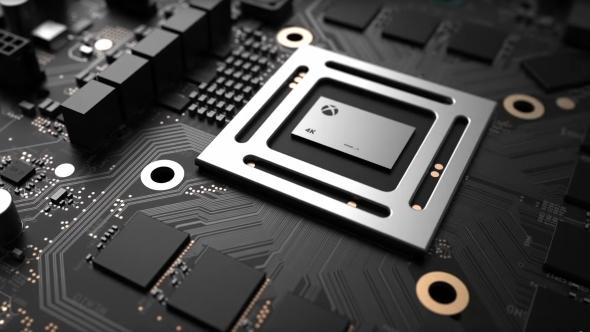 Project Scorpio 6TFLOPs of GPU power