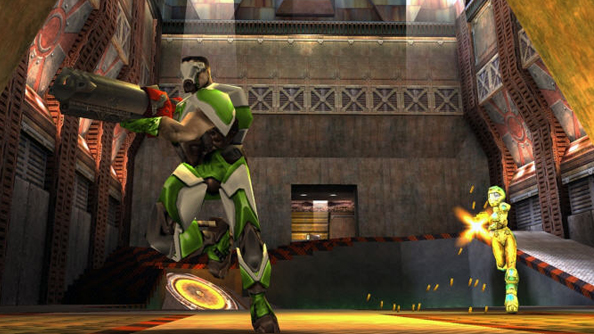 Quake Live getting map rotations, not necessarily a good thing