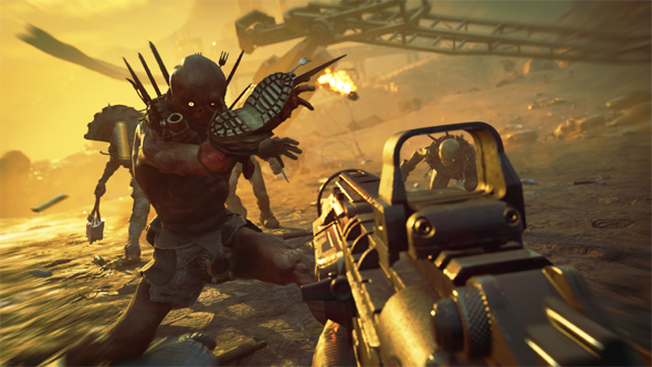 Rage 2 is out in 2019 and co-developed by id Software - here's the gameplay trailer