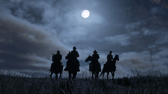 Games like Red Dead Redemption 2 help grow the industry, say EA