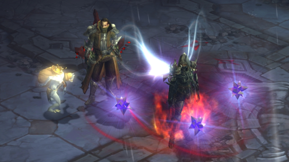 Diablo 3 week long community buff starts today; double Treasure Goblins for all