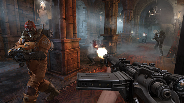 Hands on with Wolfenstein: The Old Blood