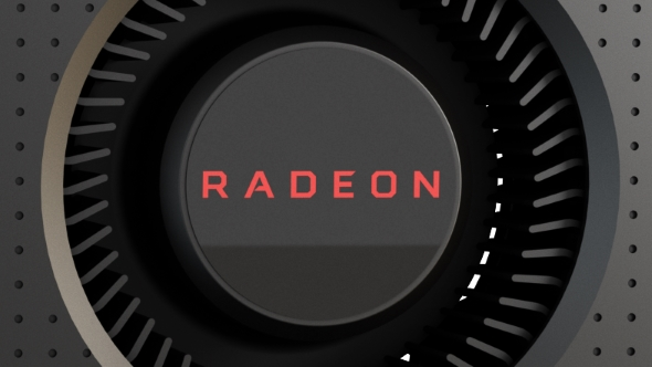 57% of gamers are running on AMD Radeon graphics