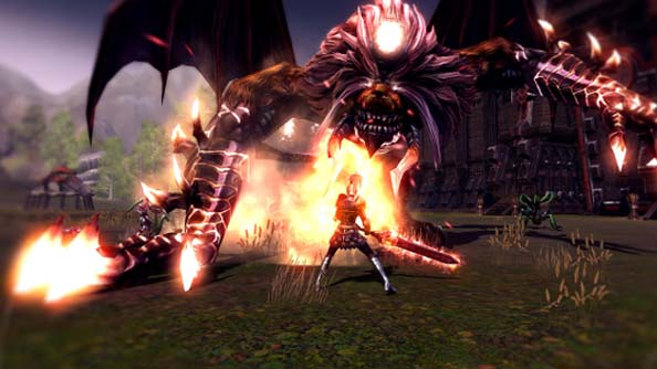 RaiderZ open beta launch dated, let preparations for the big game hunting season commence