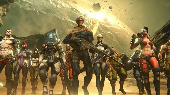 Raiders of the Broken Planet beta