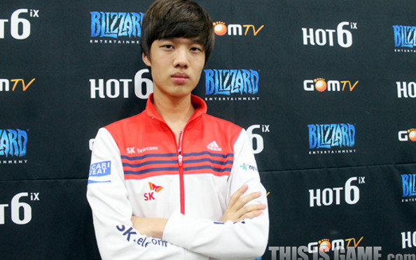 Current Starleague StarCraft 2 champ Rain abandons GSL Code S slot to compete at MLG Fall Championship
