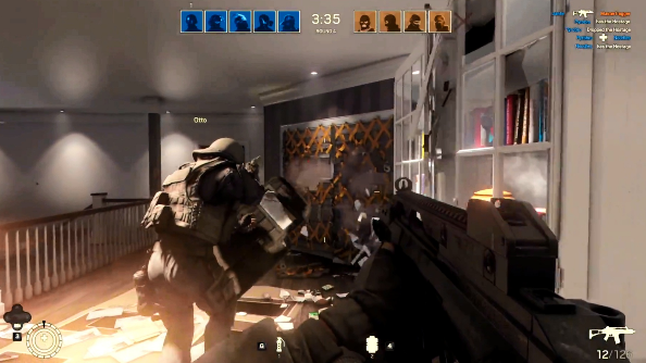 Rainbow Six Siege trailer peppers the walls with praise