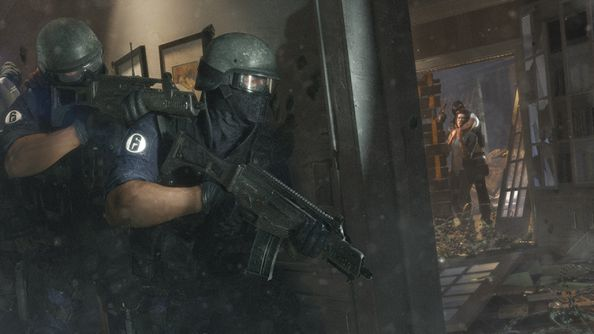 "Ubisoft on the ""no respawn rule"" for Rainbow Six Siege: ""we wanted to revive that lethality and tension"""