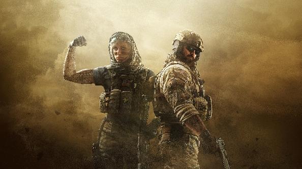Rainbow Six Siege Dust Line DLC
