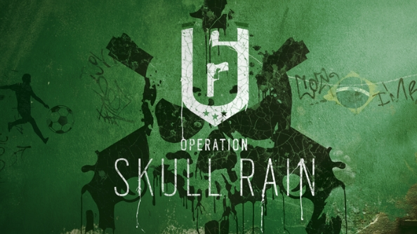 Rainbow Six Siege Skull Rain DLC