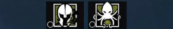 rainbow Six Siege para bellum operator icons
