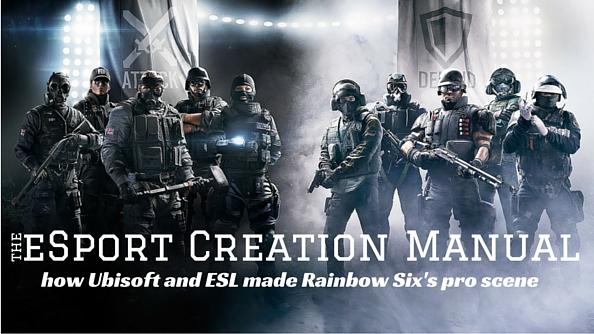 Rainbow Six Siege eSports
