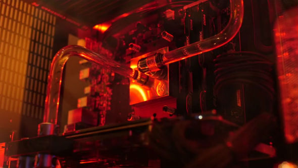 Full AMD systems are likely to remain rare