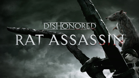 Dishonored's Rat Assassin now on iPad