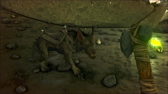 Ark: Aberration tips ravager