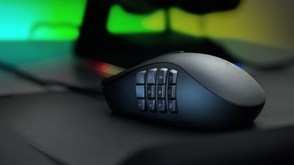Razer Naga Trinity 12-button