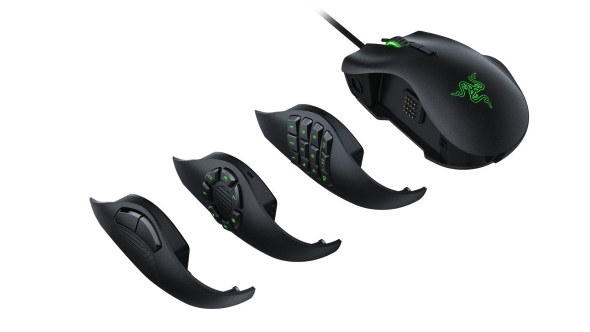 Razer Naga Trinity review: an MMO gaming mouse that isn't a