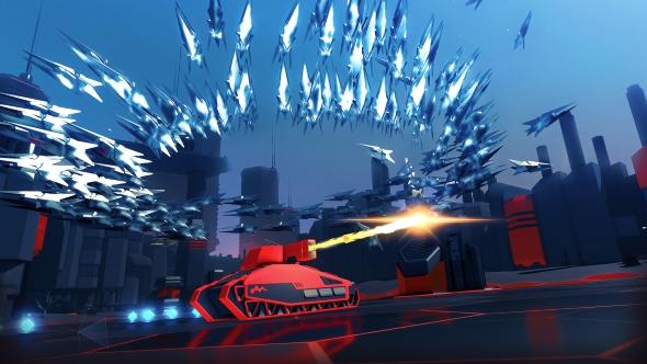 Rebellion Developments Battlezone