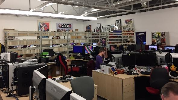 Rebellion Developments publishing area