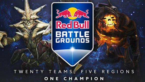 Red Bull Battle Grounds: Dota 2 playoffs