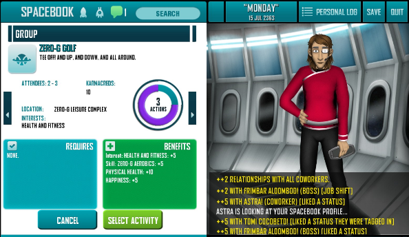 Redshirt preview - In space, everyone can hear your self-obsessed screams