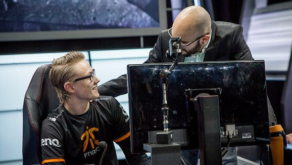 Rekkles and Coach