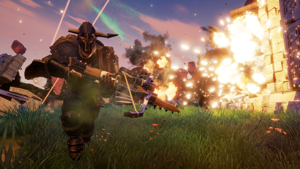 Ex-World of Warcraft developers announce Rend, a fantasy survival RPG