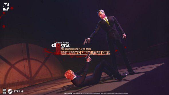 Reservoir Dogs: Bloody Days gameplay trailer Big Star Games Liam Patton