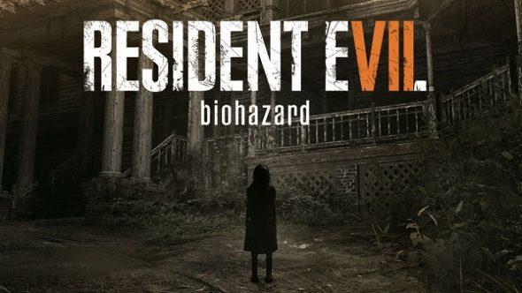 Resident Evil 7 Box Art