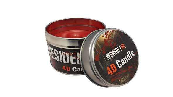 Resi 7 4D Candle
