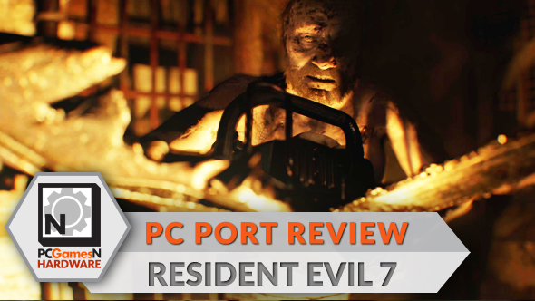 Resident Evil 7 PC port review