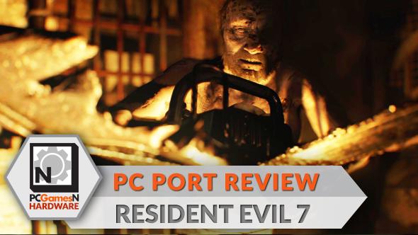 Resident Evil 7 PC port review