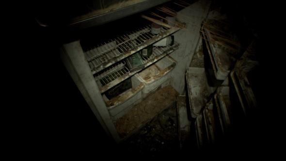 Resident Evil 7 PC port review fridge close-up ultra