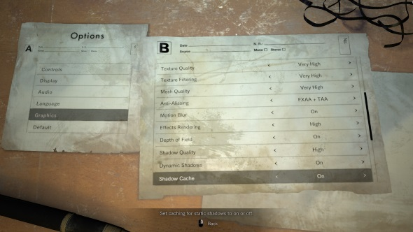 Resident Evil 7 PC port review graphical settings AMD cards