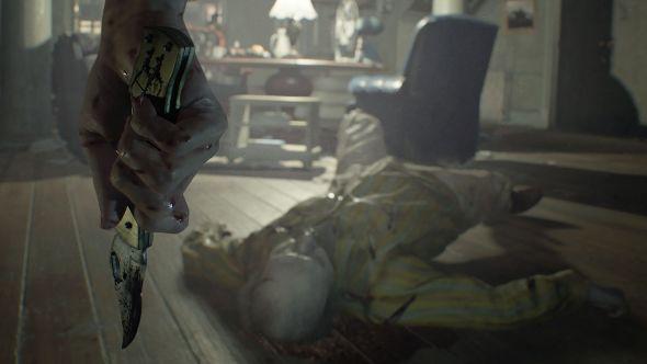 Resident Evil 7 combat trailer