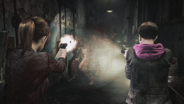 Resident Evil Revelations 2 no offline co-op