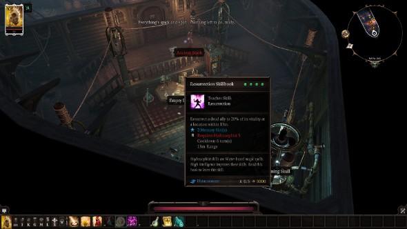 Divinity Original Sin 2 mods resurrection skill